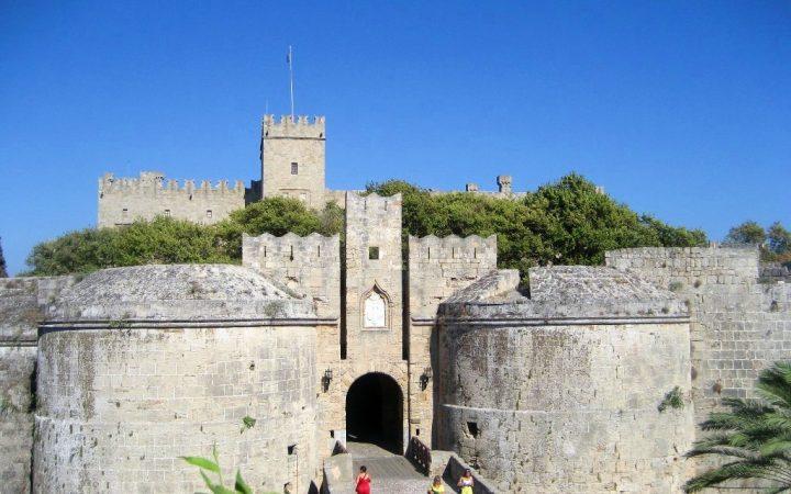 Orașe medievale: Rodos Town - Insula Rhodos