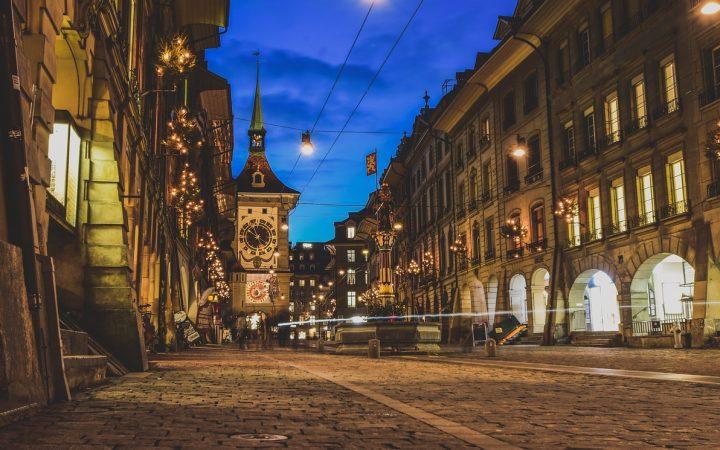 Orașe medievale: Berna - Elveția