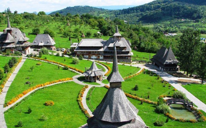Maramureș și Nordul Moldovei