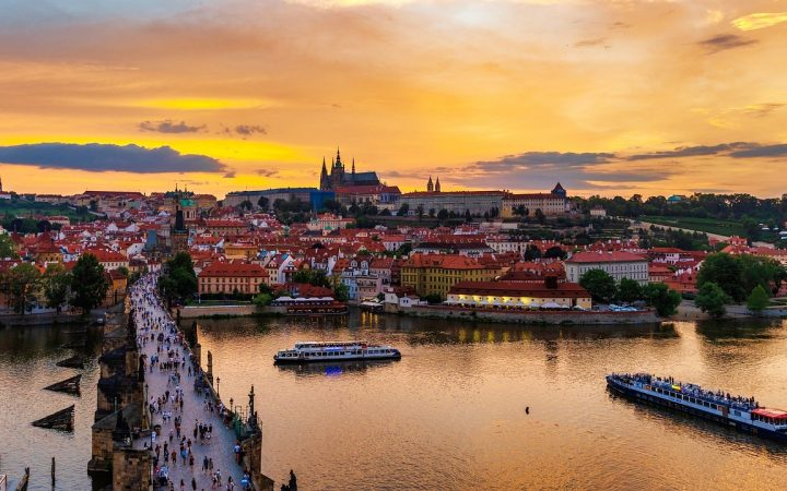 Orașe medievale: Praga - Cehia