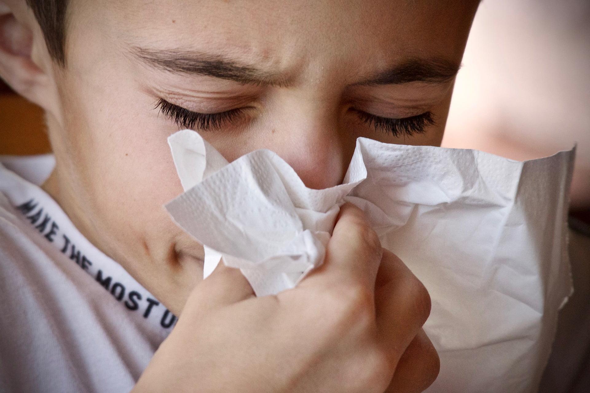 Subiectul zilei: analize pentru depistarea alergiilor la copii.