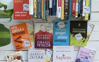 #CărțiCuSPF, în Vama Veche, de la Libris.ro