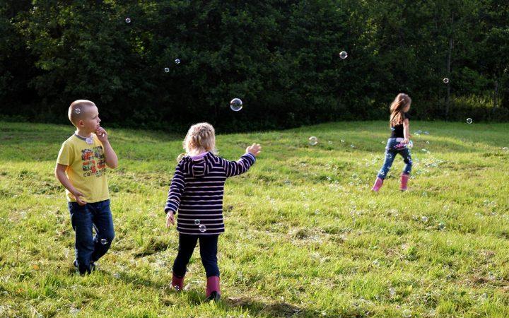 Idei de activități în aer liber pentru copii. 6 idei pentru distracții în aer liber