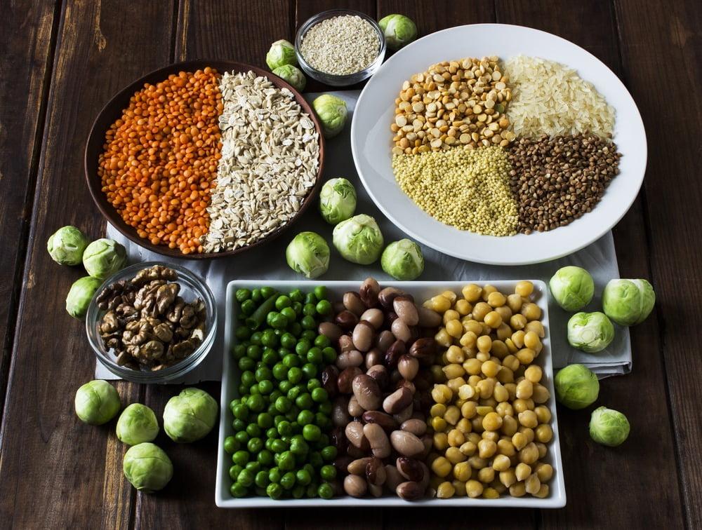 Legume care conțin proteine. 8 legume cu conținut ridicat de proteine