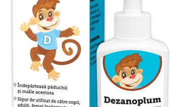 Dezanoplum® - arma secretă, eficientă împotriva păduchilor!