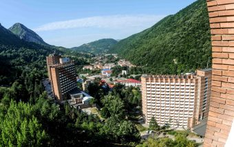 Balneație și sănătate la Diana Resort, Băile Herculane