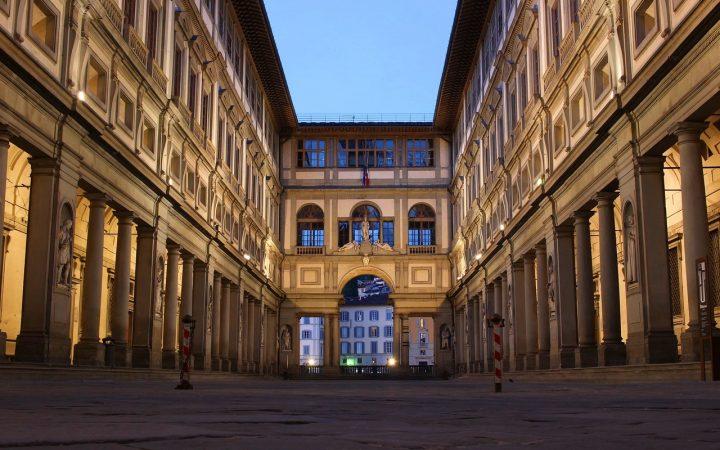 Muzee de top din Europa: Galeriile Uffizi, Florența