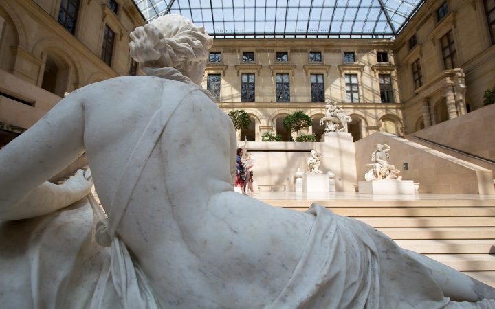 Muzee de top din Europa: Muzeul Luvru, Paris