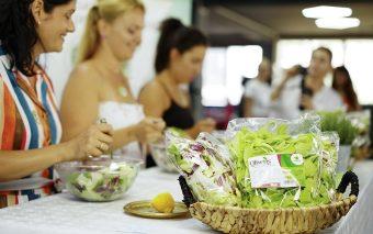 Agriro Fresh susține Concursul de Mâncat Salată, concept inedit lansat de trainerul Cristi Cristea