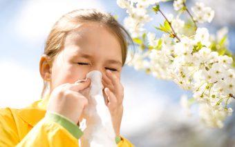 Protejarea copilului de alergiile de toamnă. Factori declanșatori și măsuri ce trebuie luate