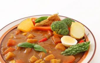 Curry de legume cu ouă fierte. Nu-l poți refuza