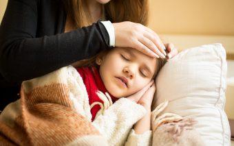 Tusea seacă la copii: cum să o vindeci?