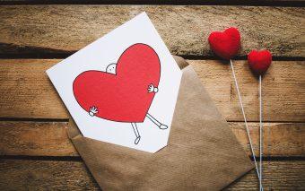 A început numărătoarea inversa până la Valentine's Day!