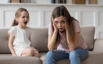 De ce nu au efect pedepsele date copiilor