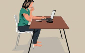 Ce se întâmplă când stăm prea mult pe scaun? Consecințele folosirii unui scaun nepotrivit