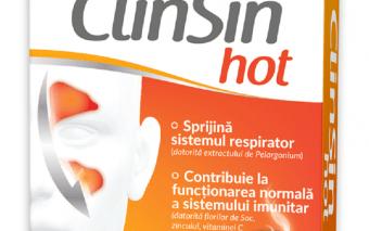 Dublă protecție cu ClinSin Hot!