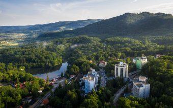 Ensana Hotels redeschide hotelurile de la Sovata