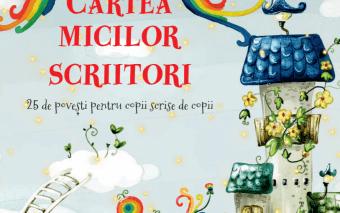 Editura DPH publică prima carte pentru copii scrisă de copii