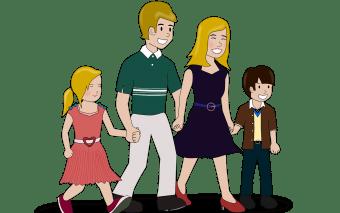Stiluri parentale. Moduri (greșite) de educare a copiilor