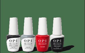 O.P.I lansează o nouă bază în colecția Gel Color pentru o manichiură super rezistentă