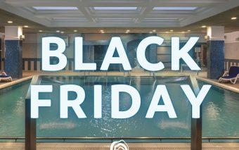 Încep reducerile de Black Friday și la Ensana Health Spa Hotels!