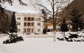 În februarie, profită de ofertele FIRST BOOKING de la Băile Herculane!