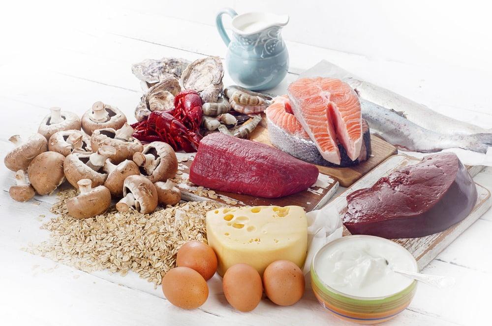 7 nutrienți necesari și importanți după 40 de ani
