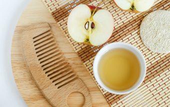 Îngrijește-ți părul cu oțet de mere