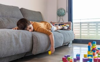 Ce să faci când copilul tău se plictisește