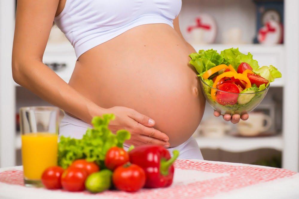 Dieta în timpul sarcinii. Ce mănâncă o gravidă?
