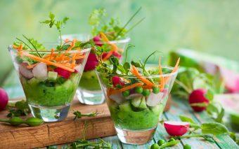 Alimente de sezon. Mănâncă sănătos primăvara
