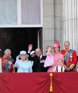 Nume inspirate de familia regală britanică