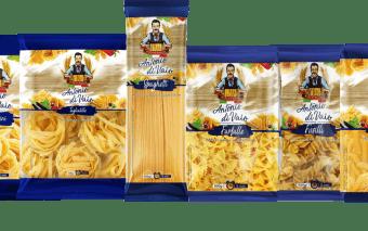 Din pasiunea românilor pentru tradiția și bucătăria italiană s-a născut brandul Antonio di Vaio