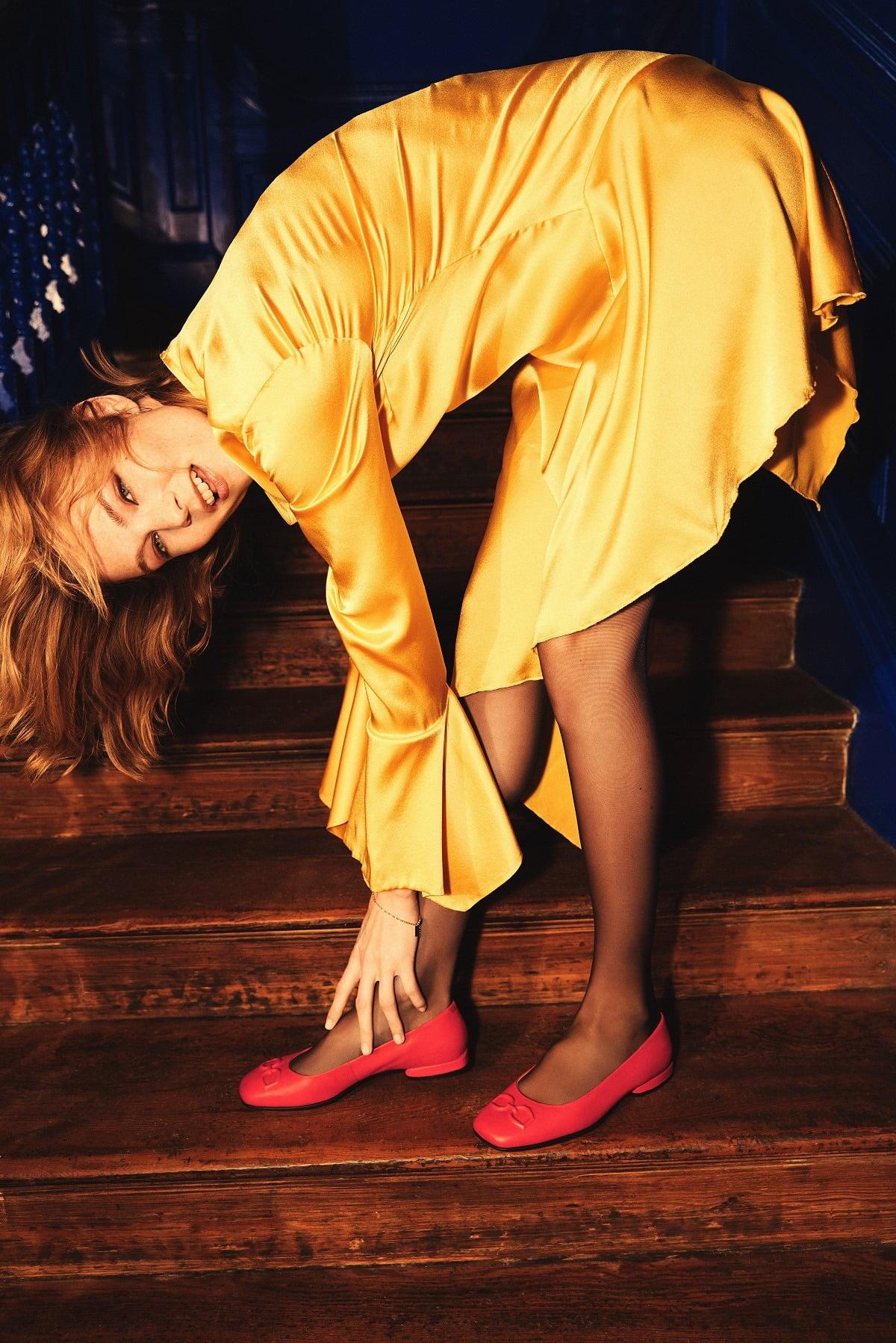 Stilul absolut întâlnește confortul de lux – ECCO ANINE SQUARED