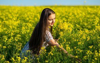 Păr slăbit primăvara. Cauze și remedii naturale