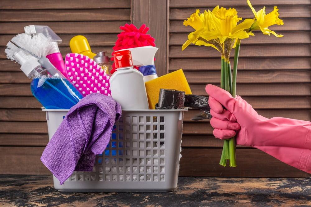 Cum organizezi curățenia de Paște acasă?
