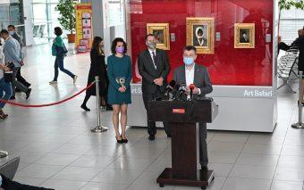 Expoziție EVENIMENT Nicolae Grigorescu la Art Safari Airport Museum
