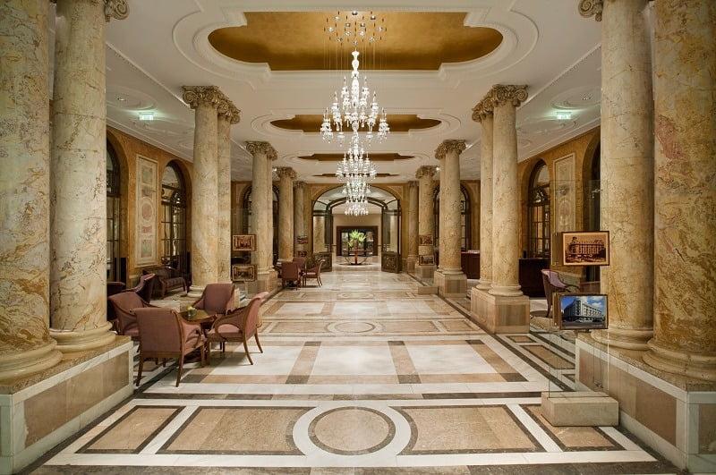 Ana Hotels finalizează prima etapă a procesului de renovare a Athénée Palace Hilton, o investiție în valoare de 25 milioane de euro