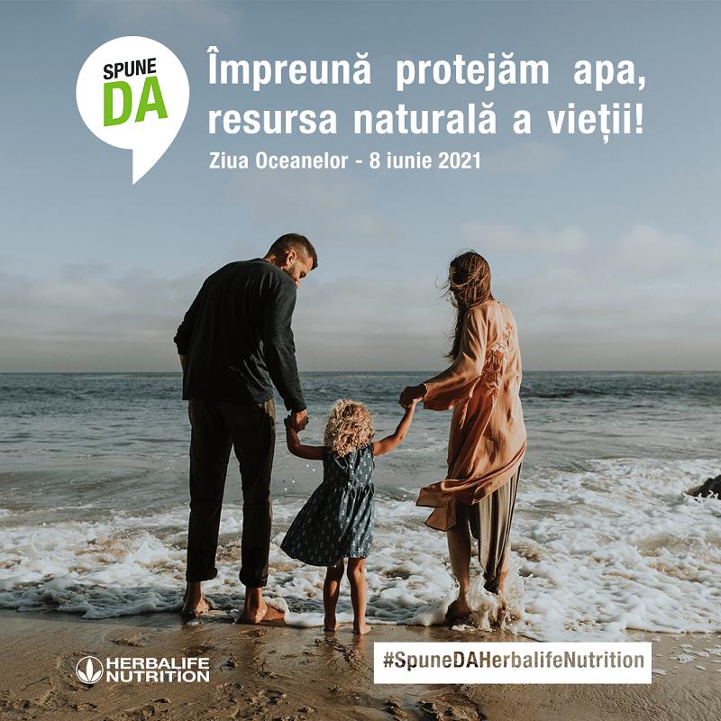 Împreună putem proteja apele planetei!