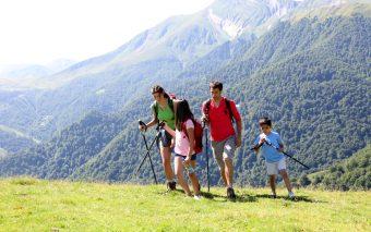 Vacanța de vară. Ce să faci la munte cu copiii?