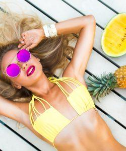 Alimente de consumat pentru un bronz omogen și de durată. 10 alimente care promovează bronzarea protejând pielea și hidratând-o