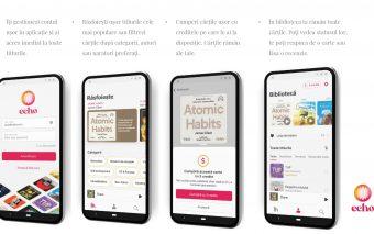 Se lansează Echo, prima platformă românească de audiobooks