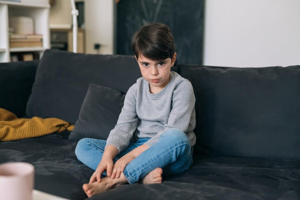 Și copiii sunt stresați. Cum recunoști stresul la copii?
