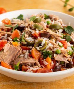 Salată de orez – rețetă din Italia