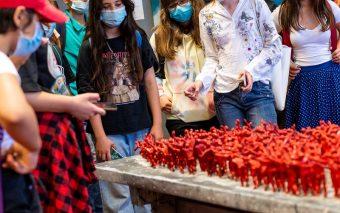 Artă cu și pentru copii la Art Safari Kids 2021
