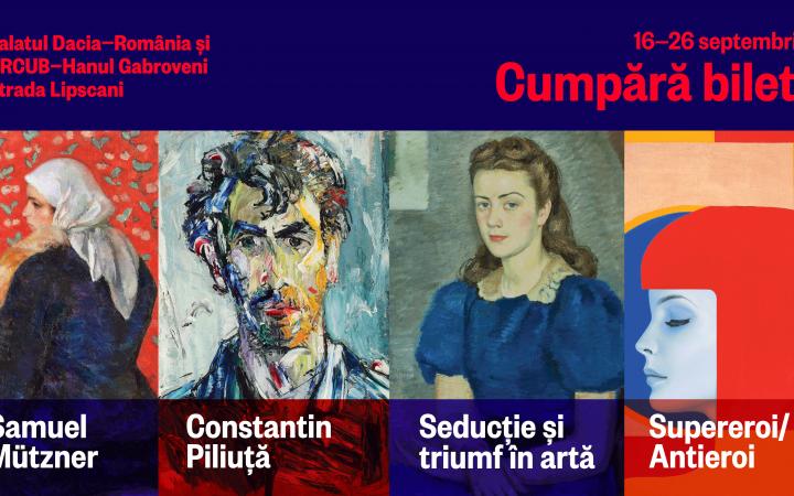 Arta cucerește Bucureștiul la cea de-a VIII-a ediție Art Safari 2021