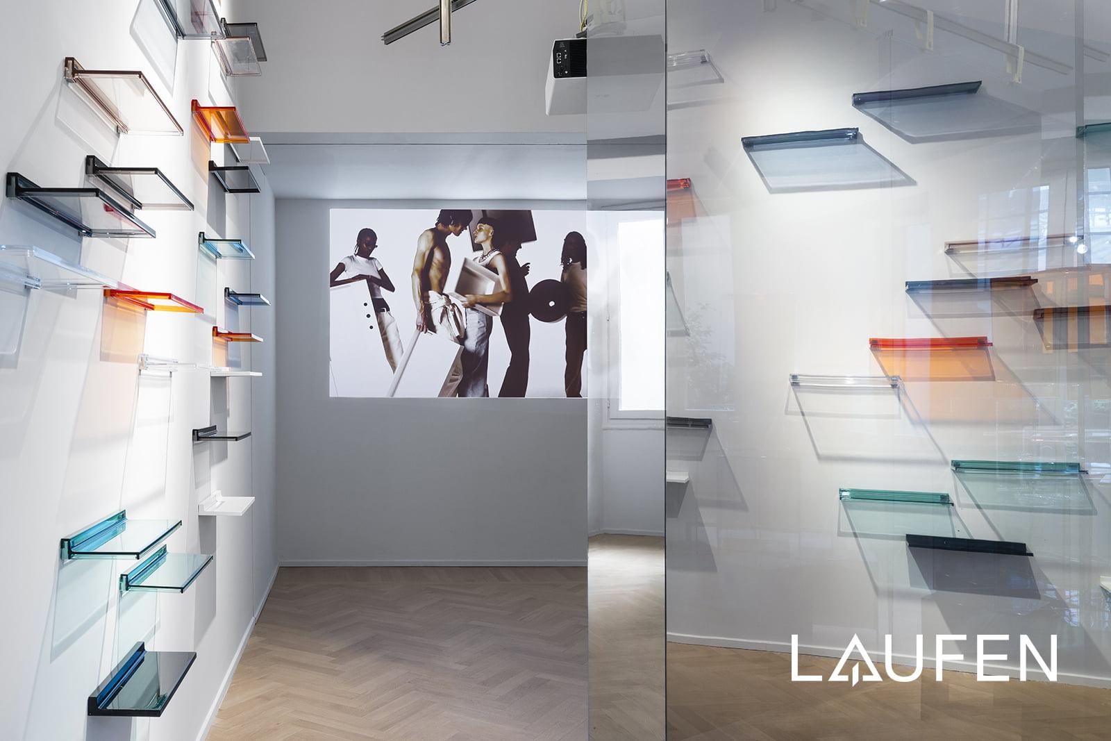 AM I OPEN MINDED? Este dialogul între artă și design propus de LAUFEN în cadrul Salone del Mobile 2021
