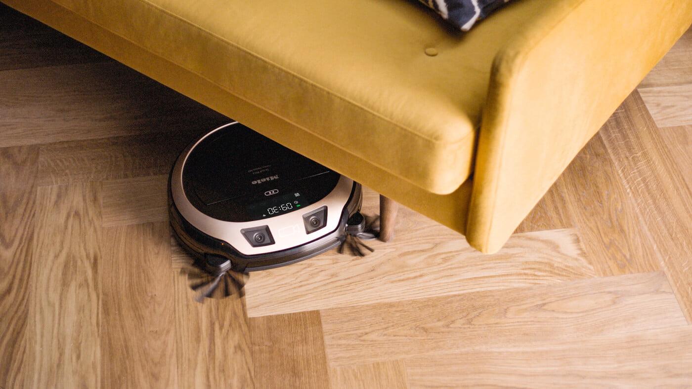 Miele lansează a treia generație de roboți de aspirare Scout RX3