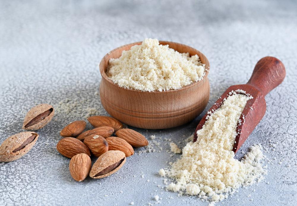 Făină de migdale: utilizarea acesteia în boala celiacă