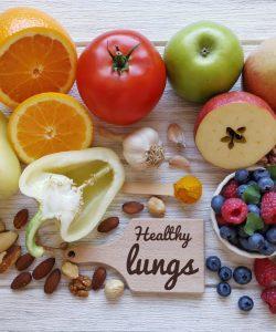 Cele mai bune 13 alimente pentru plămâni